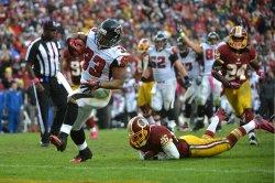 Atlanta Falcons vs. Washington Redskins