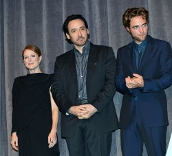 Julianne Moore, Robert Pattinson and John Cusack attend 'Maps To The Stars' premiere at the Toronto International Film Festival