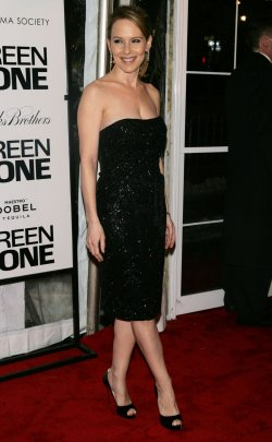 """Amy Ryan arrives for the premiere of """"Green Zone"""" in New York"""