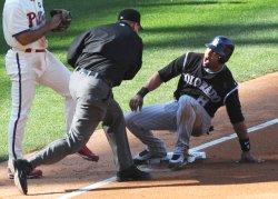 Game One NLDS - Colorado Rockies at Philadelphia Phillies