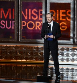 Steve Buscemi attends the 64th Primetime Emmy Awards in Los Angeles