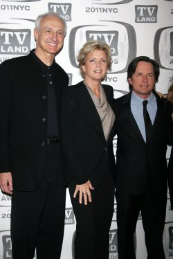 """Family Ties"" Cast arrives for the TV Land Awards in New York"