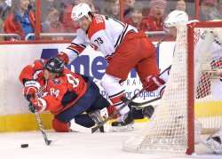Carolina Hurricanes vs Washington Capitals