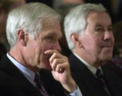 Ted Turner funds Nuclear Threat Initiative