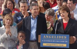 ANGELIDES KICKS OFF STATEWIDE TOUR FOR GOVERNOR