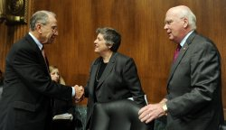 DHS Sec. Napolitano testifies on security issues in Washington