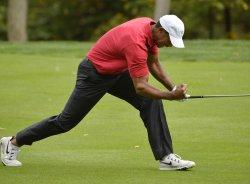 2013 Presidents Cup Third Round at Muirfield Village Golf Club in Dublin, Ohio