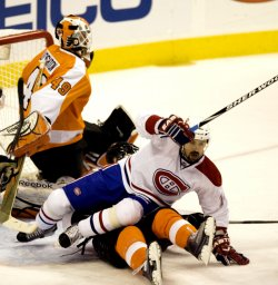 Flyers Montreal NHL Eastern Conference Finals