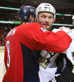 NHL Pittsburgh Penguins at Washington Capitals Game 7