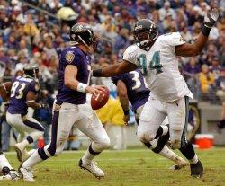 Jacksonville Jaguars at Baltimore Ravens - NFL Football