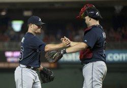 Atlanta Braves vs Washington Nationals in Washington