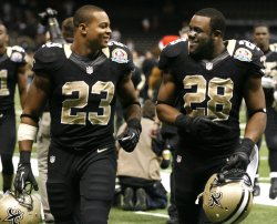 New Orleans Saints vs Tampa Bay Buccaneers in New Orleans