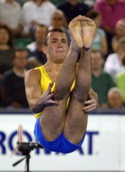 WORLD GYMNASTICS CHAMPIONSHIPS