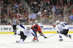 NHL Tampa Bay Lightning at Washington Capitals