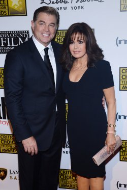 Marie Osmond and Steve Craig attend the 3rd annual Critics' Choice Television Awards in Beverly Hills, California