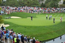 2013 Presidents Cup played at Muirfield Village Golf Club in Dublin, Ohio