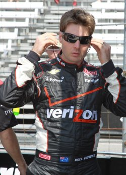 Will Power ready for first win in Indianapolis, Indiana