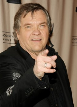 "Meat Loaf attends ""An Evening with the Celebrity Apprentice"" in New York"