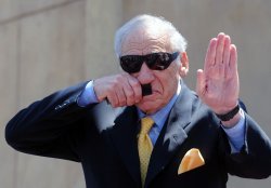 Mel Brooks receives star on the Hollywood Walk of Fame in Los Angeles