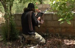 Al-Fath Army Clashes with Syrian Regime in Idlib City