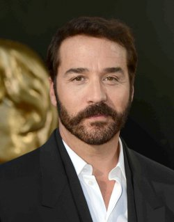 """Jeremy Piven attends the """"Arqiva British Academy Television Awards"""" in London."""