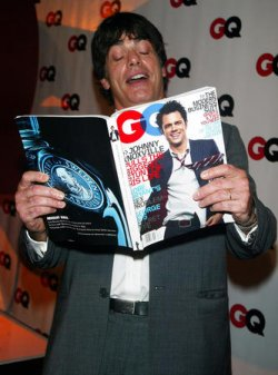 GQ Magazine Party