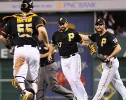 NLDS Pittsburgh Pirates vs St. Louis Cardinals