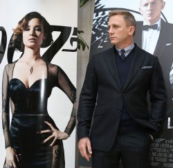 """Photocall for """"Skyfall"""" in Paris"""