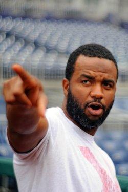 Washington Nationals vs Atlanta Braves in Washington
