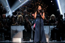 CMA Country Christmas show in Nashville, Tennessee