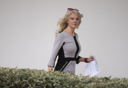 Kellyanne Conway, Counsel to the President, at the White House