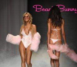 Designer Beach Bunny Shows New Swimsuit At Funkshion Miami Swim Week