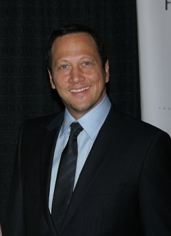 Rob Schneider arrives for the Friars Club Roast of Quentin Tarantino in New York