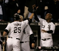 Minnesota Twins vs. Chicago White Sox American League Central Division playoff