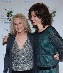 A celebration of Carole King and her music to benefit Paul Newman's The Painted Turtle Camp in Los Angeles