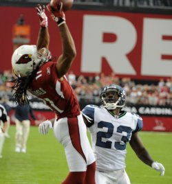 NFL, Seattle Seahawks at Arizona Cardinals
