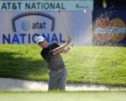 AT&T NATIONAL PGA TOURNAMENT IN POTOMAC, MARYLAND