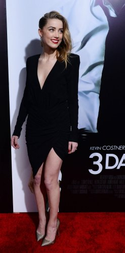 """""""3 Days to Kill"""" premiere held in Los Angeles"""