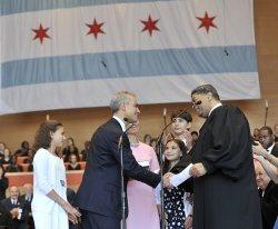 Emanuel sworn in as Mayor of Chicago
