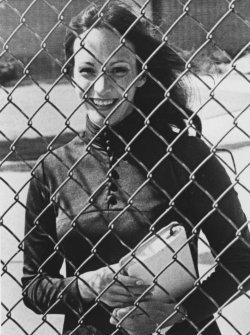 Susan Atkins, convicted mass murderer