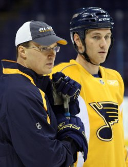 St. Louis Blues hire new head coach