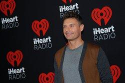Ryan Seacrest arrives for the iHeartRadio Music Festival