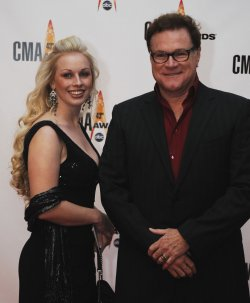 David Keith arrives at the 43rd Annual CMA Awards in Nashville