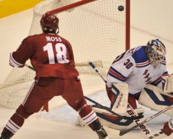 New York Rangers vs Phoenix Coyotes