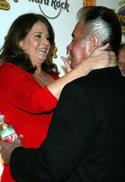 Lorraine Bracco's Italian wine launch in New York
