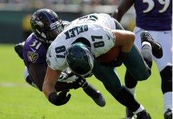 Baltimore Ravens at Philadelphia Eagles NFL Football