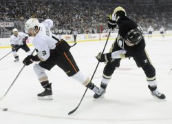 Anaheim Ducks vs Pittsburgh Penguins