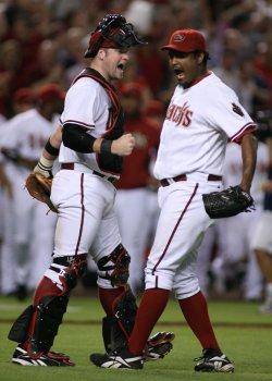 MLB PLAYOFFS CHICAGO CUBS VS ARIZONA DIAMONDBACKS