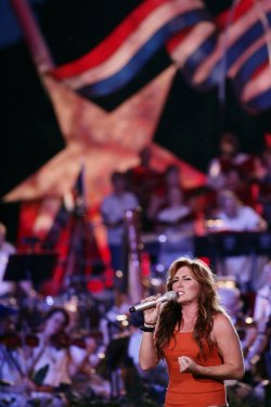 JO DEE MESSINA PERFORMS AT FOURTH OF JULY CELEBRATION