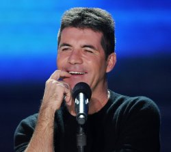 """The X Factor"" judge Simon Cowell attends ""The X Factor"" news conference in Los Angeles"